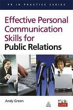 Effective Personal Communication Skills for Public Relations (PR in Pr-ExLibrary