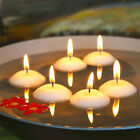 20PCS Round Water Floating Candle Disc Floater Candles Wedding Party Home Decor