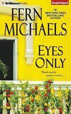 Eyes Only by Fern Michaels  (Unabridged Audiobook on CDs)