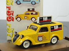 Brumm 1/43 Fiat 500 C Pubblicitario in box since new
