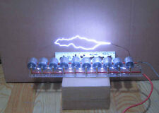 10grades Marx/impulse voltage/pulse high voltage generator/Tesla coil DIY kit
