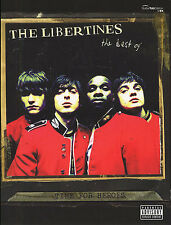 The Best Of Libertines Sheet Music Song Book Guitar TAB