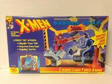 The X-Men Cyclops Light Force Arena Danger Room Playset by ToyBiz 1994 MIB