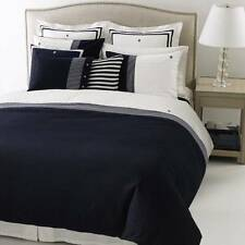 NIP Tommy Hilfiger Black  White Williams Comforter Set 2 PCS Set $335.00 Twin