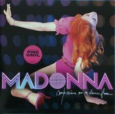 2LP MADONNA CONFESSIONS ON A DANCE FLOOR PINK VINYLS