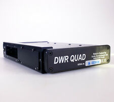 Audio Developments DWR-QUAD converts 2 x Sony DWR-S01D outs to 4 x XLR3 outputs.