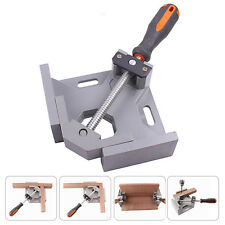 Handle  90° Corner Clamp Right Angle Woodworking Vice Wood / Metal / Welding