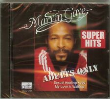 MARVIN GAYE - SUPER HITS - ADULTS ONLY  - CD - NEW