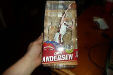 CHRIS ANDERSON NBA 26 McFarlane Figure Variation  /750   Collectors Level  HEAT