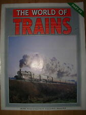 THE WORLD OF TRAINS MAGAZINE PART 48 CHINESE RAILWAYS CLASS KF 4-8-4
