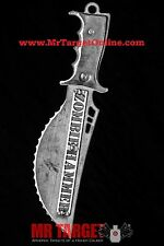 ZOMBIE HAMMER - PIECE MAKER - zombie knife blade for the undead