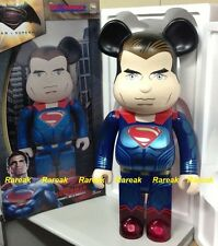 Medicom 2016 Be@rbrick DC Dawn of Justice 1000% Batman vs Superman Bearbrick