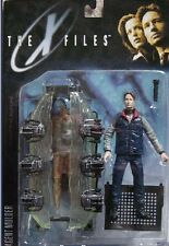 X Files Fox Mulder (Arctic Gear & Cryopod) (McFarlane Toys 1998)