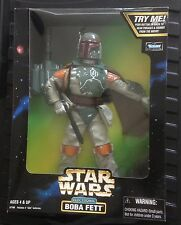 "Star Wars Electronic Talking Boba Fett 12"" 1998"