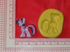 My Little Pony 2D Silicone Push Mold A756 Chocolate Fondant Gum Paste Cake Pop