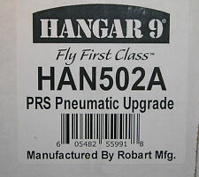 HANGER 9 ROBART MFG HAN502A PRS PNEUMATIC UPGRADE FOR R/C PLANE RETRACTS NEW