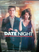 Date Night (DVD, 2012) Tina Fey Mark Wahlberg WORLD SHIP AVAIL