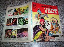 COLLANA RODEO STORIA DEL WEST N.1 ORIGINALE DEL 1967 M.BUONO TIPO TEX ZAGOR MARK