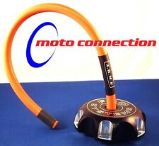 FACTORY ARME PETROL TANK BREATHER VENT PIPE ORANGE KTM SX SXF XC EXC EXCF All