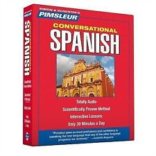 Pimsleur Conversational Spanish, Pimsleur Language Programs (CRT)