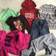Lot fille GAP, Benetton, Diesel, Tom Tailor 6-7 ans