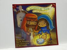 Children's Books:Christmas Time: A Book about Jesus (Paperback) Sue Barksdale