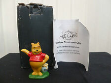 Cardew Disney Miniature Winnie The Pooh Functional Teapot Unused Boxed