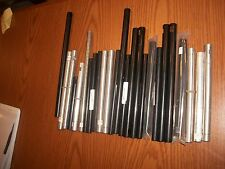 LOT OF 25 Tie Rod Go Kart Racing Barstool Lawn Mower Cart Racing Steering Rod