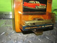 59 cadillac coupe de ville JADA DUB CITY OLD SCHOOL 2003 1/64 silver package bad