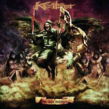 KEITZER the last defence LP NEW acme,systral, carol, mörser, marduk, Deicide