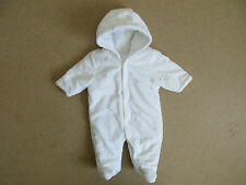 Next Baby Schneeanzug Gr. 56 Schneeoverall