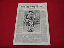 The Sporting News Diamond Jubilee Anniversary Issue   October 30, 1946  Awesome!