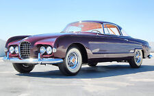 1953 Cadillac Concept car by Ghia 12 x 19 Photograph