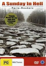A SUNDAY IN HELL : PARIS -ROUBAIX  -  DVD  UK Region 2 Compatible
