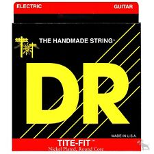 3-Sets DR Strings EH-11 Tite Fit Heavy Nickel Electric Guitar Strings (11-50)