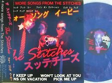 Stitches ORIG US Colored Vinyl 12 EP More songs from NM 2002 Punk revival