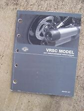 2007 Harley-Davidson VRSC V-Rod V-Twin Motorcycle Parts Catalog 99457-07 V