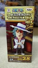 ONE PIECE WCF FILM GOLD Vol. 4 RAISE MAX FIGURA FIGURE 28 NEW NUEVA