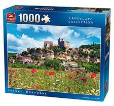 1000 Pezzi Paesaggi Del Mondo Puzzle Collezione - Francia Dordogne 05352