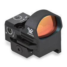 RZR-2001 Vortex Optics Razor Bright Red Dot Reflex Sight (3 MOA DOT)