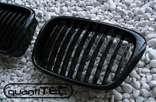 Carbon sport FRONT GRILL BARBECUE Front calandre grille set pour BMW e39 5er NEUF