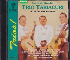 Trio tariacuri No Salgas Nina a La calle CD New Nuevo sealed