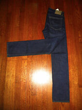 $248 WALLACE & BARNES of J Crew RINSED SLIM FIT MADE IN USA SELVEDGE JEANS 29x32