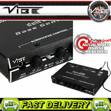 Vibe Audio DELTA BOX 12V auto sistema audio iPod iPhone MP3 AUX in Generatore Bass