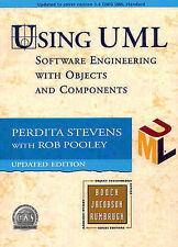 Using UML : Software Engineering With Objects and Components By Perdita Stevens