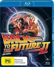 Back To The Future 2 (Blu-ray, 2011) NEW AND SEALED