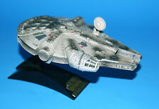 MICRO MACHINES STAR WARS ACTION FLEET MILLENIUM FALCON BATTLE DAMAGE LOOSE