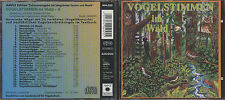 CD Vogelstimmen im Wald
