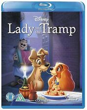 Lady and the Tramp Disney Blu-Ray BRAND NEW Free Ship