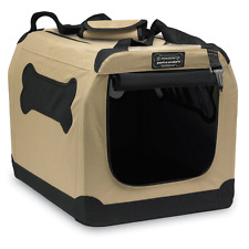 Petnation Pet Crate Carrier Travel Kennel Home Port A Crate E2 Indoor Outdoor